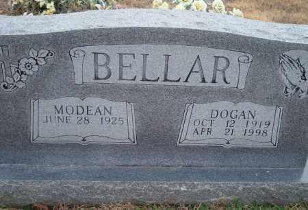 BELLAR, MODEAN HILDA - Yell County, Arkansas | MODEAN HILDA BELLAR - Arkansas Gravestone Photos