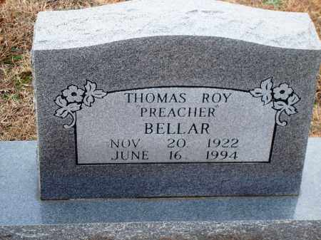 BELLAR, THOMAS ROY - Yell County, Arkansas | THOMAS ROY BELLAR - Arkansas Gravestone Photos