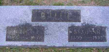 BILLUE, BEAULAH - Yell County, Arkansas | BEAULAH BILLUE - Arkansas Gravestone Photos