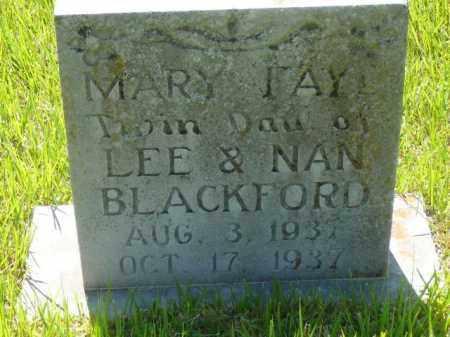 BLACKFORD, MARY - Yell County, Arkansas | MARY BLACKFORD - Arkansas Gravestone Photos