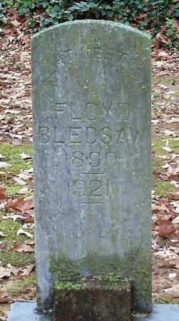 BLEDSAW, FLOYD - Yell County, Arkansas | FLOYD BLEDSAW - Arkansas Gravestone Photos