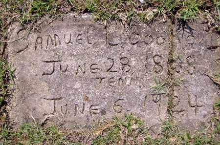 BOOKOUT, SAMUEL L - Yell County, Arkansas | SAMUEL L BOOKOUT - Arkansas Gravestone Photos
