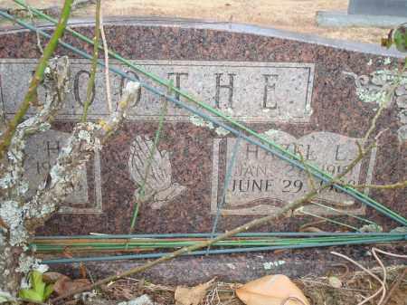 BOOTHE, HAZEL L - Yell County, Arkansas | HAZEL L BOOTHE - Arkansas Gravestone Photos