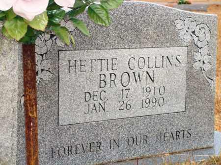 BROWN, HETTIE - Yell County, Arkansas | HETTIE BROWN - Arkansas Gravestone Photos
