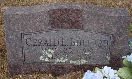 BULLARD, GERALD L - Yell County, Arkansas | GERALD L BULLARD - Arkansas Gravestone Photos
