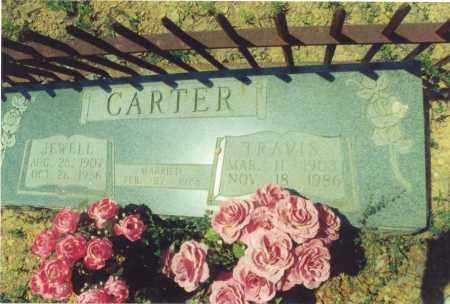 CARTER, TRAVIS - Yell County, Arkansas   TRAVIS CARTER - Arkansas Gravestone Photos