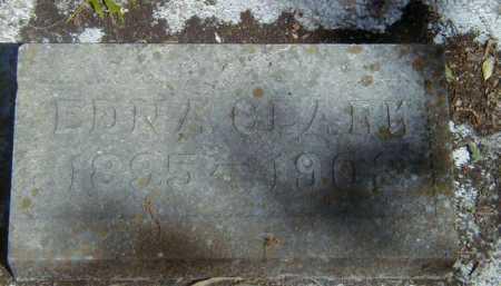 CLARK, EDNA - Yell County, Arkansas | EDNA CLARK - Arkansas Gravestone Photos