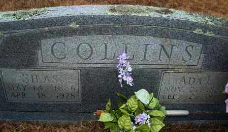 COLLINS, ADA L. - Yell County, Arkansas   ADA L. COLLINS - Arkansas Gravestone Photos