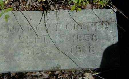 PARR COOPER, NANCY - Yell County, Arkansas | NANCY PARR COOPER - Arkansas Gravestone Photos