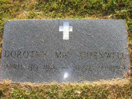 CORNWELL, DOROTHY MAY - Yell County, Arkansas | DOROTHY MAY CORNWELL - Arkansas Gravestone Photos