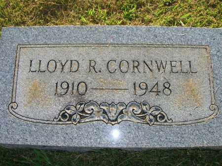 CORNWELL, LLOYD RUSH - Yell County, Arkansas | LLOYD RUSH CORNWELL - Arkansas Gravestone Photos