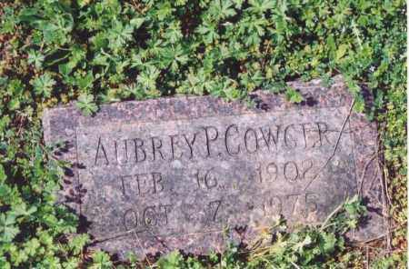COWGER, AUBREY P. - Yell County, Arkansas | AUBREY P. COWGER - Arkansas Gravestone Photos
