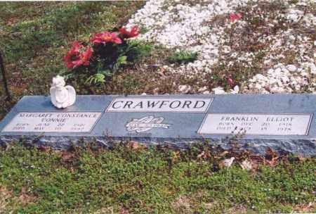 CRAWFORD, FRANKLIN ELLIOT - Yell County, Arkansas | FRANKLIN ELLIOT CRAWFORD - Arkansas Gravestone Photos