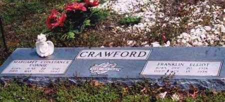 "CRAWFORD, MARGARET CONSTANCE ""CONNIE"" - Yell County, Arkansas 