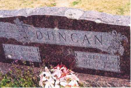 DUNCAN, MARY EMMA - Yell County, Arkansas | MARY EMMA DUNCAN - Arkansas Gravestone Photos