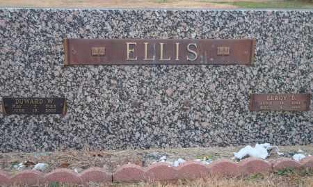 ELLIS, LEROY D - Yell County, Arkansas | LEROY D ELLIS - Arkansas Gravestone Photos