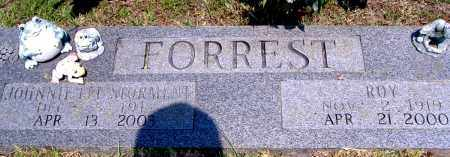 FORREST, JOHNNIE LEE - Yell County, Arkansas | JOHNNIE LEE FORREST - Arkansas Gravestone Photos