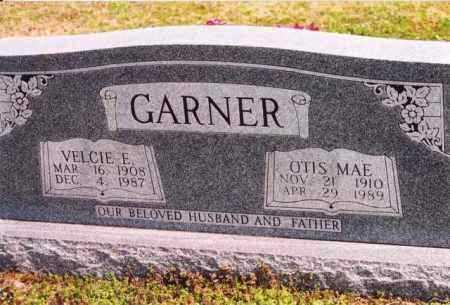 GARNER, OTIS MAE - Yell County, Arkansas | OTIS MAE GARNER - Arkansas Gravestone Photos