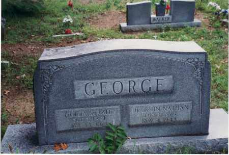 STRAIT GEORGE, MAHULDA MAY - Yell County, Arkansas | MAHULDA MAY STRAIT GEORGE - Arkansas Gravestone Photos