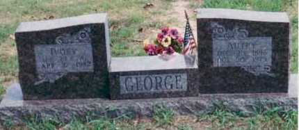 GEORGE, JAMES AUTRY - Yell County, Arkansas | JAMES AUTRY GEORGE - Arkansas Gravestone Photos