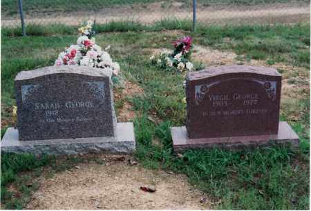 GEORGE, VIRGIL ISAAC - Yell County, Arkansas | VIRGIL ISAAC GEORGE - Arkansas Gravestone Photos