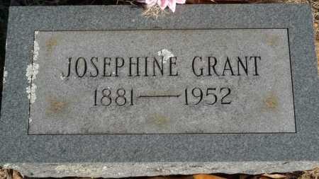 GRANT, JOSEPHINE - Yell County, Arkansas | JOSEPHINE GRANT - Arkansas Gravestone Photos