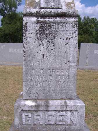 GREEN, O C - Yell County, Arkansas | O C GREEN - Arkansas Gravestone Photos