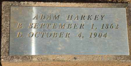 HARKEY, ADAM - Yell County, Arkansas | ADAM HARKEY - Arkansas Gravestone Photos