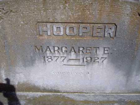 HOOPER, MARGARET E. - Yell County, Arkansas | MARGARET E. HOOPER - Arkansas Gravestone Photos