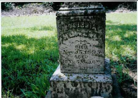 HOWELL, LUCINDA - Yell County, Arkansas   LUCINDA HOWELL - Arkansas Gravestone Photos