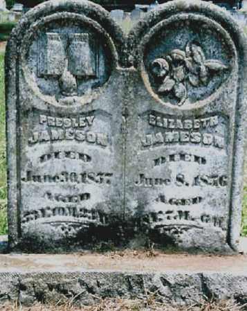 HOWELL JAMESON, ELIZABETH - Yell County, Arkansas | ELIZABETH HOWELL JAMESON - Arkansas Gravestone Photos