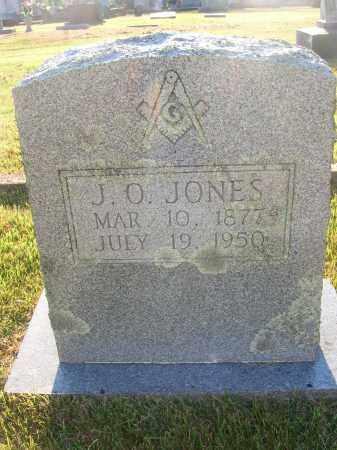 JONES, JESSE OLIVER - Yell County, Arkansas | JESSE OLIVER JONES - Arkansas Gravestone Photos