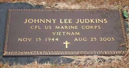 JUDKINS (VETERAN VIET), JOHNNY LEE - Yell County, Arkansas | JOHNNY LEE JUDKINS (VETERAN VIET) - Arkansas Gravestone Photos