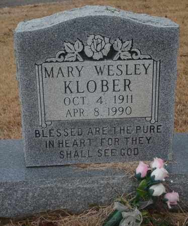 KLOBER, MARY - Yell County, Arkansas | MARY KLOBER - Arkansas Gravestone Photos