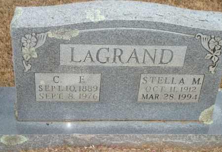 LAGRAND, C.F. - Yell County, Arkansas | C.F. LAGRAND - Arkansas Gravestone Photos