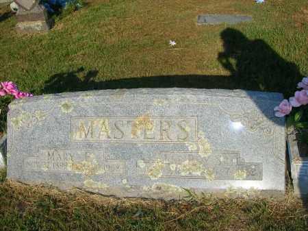 MANES MASTERS, MARY ETTA JANE - Yell County, Arkansas | MARY ETTA JANE MANES MASTERS - Arkansas Gravestone Photos