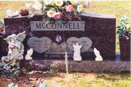MCCONNELL, JAMES F - Yell County, Arkansas | JAMES F MCCONNELL - Arkansas Gravestone Photos