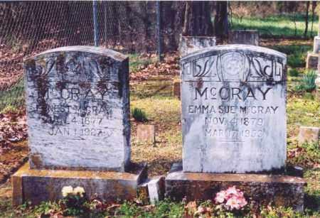 MCCRAY, ERNEST - Yell County, Arkansas | ERNEST MCCRAY - Arkansas Gravestone Photos