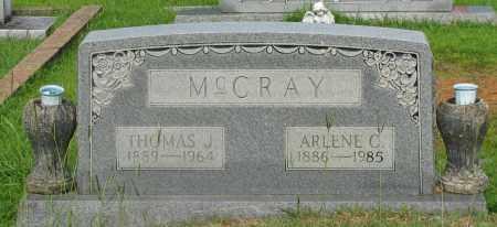 MCCRAY, ARLENE C - Yell County, Arkansas   ARLENE C MCCRAY - Arkansas Gravestone Photos