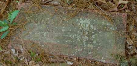BROWN MCCURRY, DOVIE - Yell County, Arkansas   DOVIE BROWN MCCURRY - Arkansas Gravestone Photos