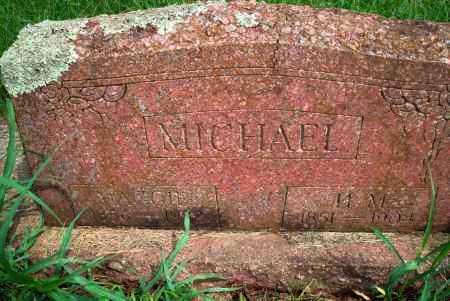 MICHAEL, H. M. - Yell County, Arkansas   H. M. MICHAEL - Arkansas Gravestone Photos