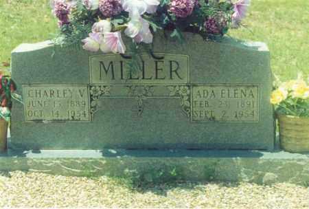 MILLER, ADA ELENA - Yell County, Arkansas | ADA ELENA MILLER - Arkansas Gravestone Photos