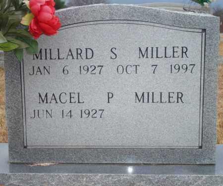MILLER, MILLARD S. - Yell County, Arkansas | MILLARD S. MILLER - Arkansas Gravestone Photos