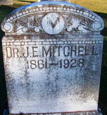 MITCHELL, DR, J E - Yell County, Arkansas   J E MITCHELL, DR - Arkansas Gravestone Photos