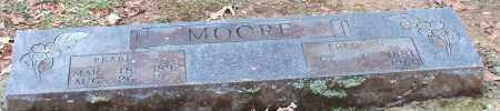 MOORE, FRED W - Yell County, Arkansas | FRED W MOORE - Arkansas Gravestone Photos