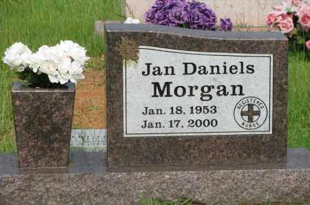 DANIELS MORGAN, JAN - Yell County, Arkansas   JAN DANIELS MORGAN - Arkansas Gravestone Photos
