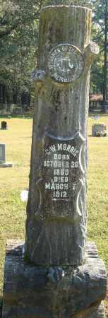 MORRIS, G.W. - Yell County, Arkansas | G.W. MORRIS - Arkansas Gravestone Photos
