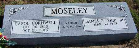 MOSELEY, CAROL - Yell County, Arkansas   CAROL MOSELEY - Arkansas Gravestone Photos
