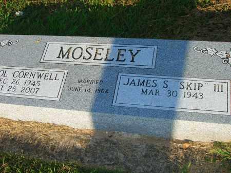 CORNWELL MOSELEY, LINDA CAROL - Yell County, Arkansas   LINDA CAROL CORNWELL MOSELEY - Arkansas Gravestone Photos