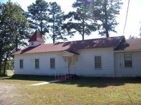* CHURCH,  - Yell County, Arkansas    * CHURCH - Arkansas Gravestone Photos